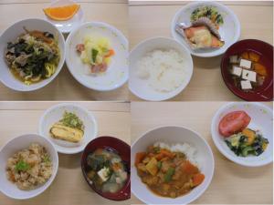 給食さん毎日おいしい給食を 作ってくれてありがとうございます